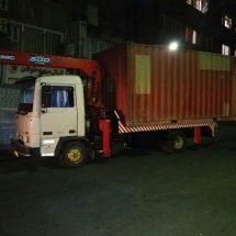 اجاره جرثقیل کامیونی